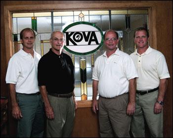 Todd Reed, Dick Reed, Brad Reed, Brian Reed